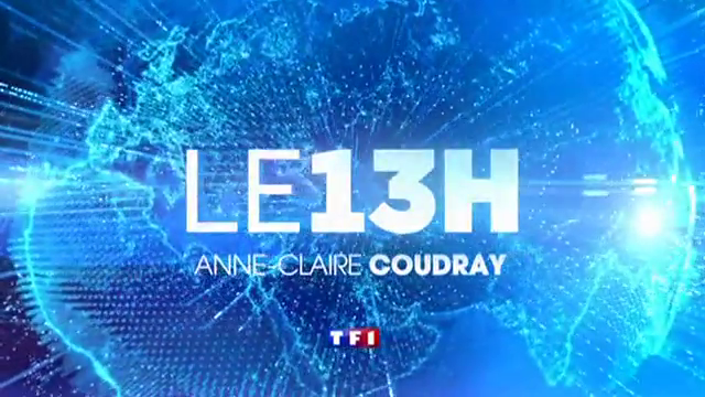 vidéo : Générique Journal - LE 13H - Anne-Claire Coudray ...
