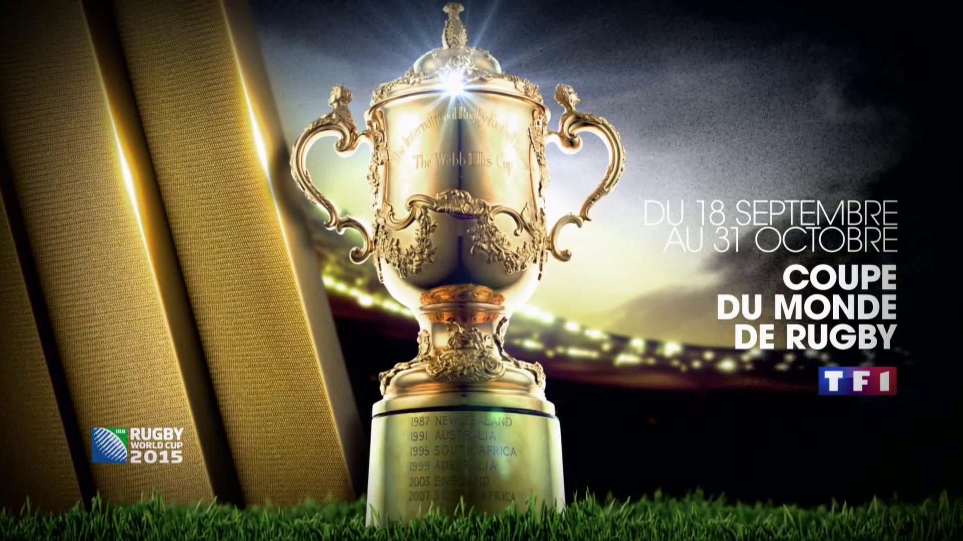 Vid o teaser coupe du monde de rugby tf1 2015 - Resultats coupe du monde 2015 rugby ...