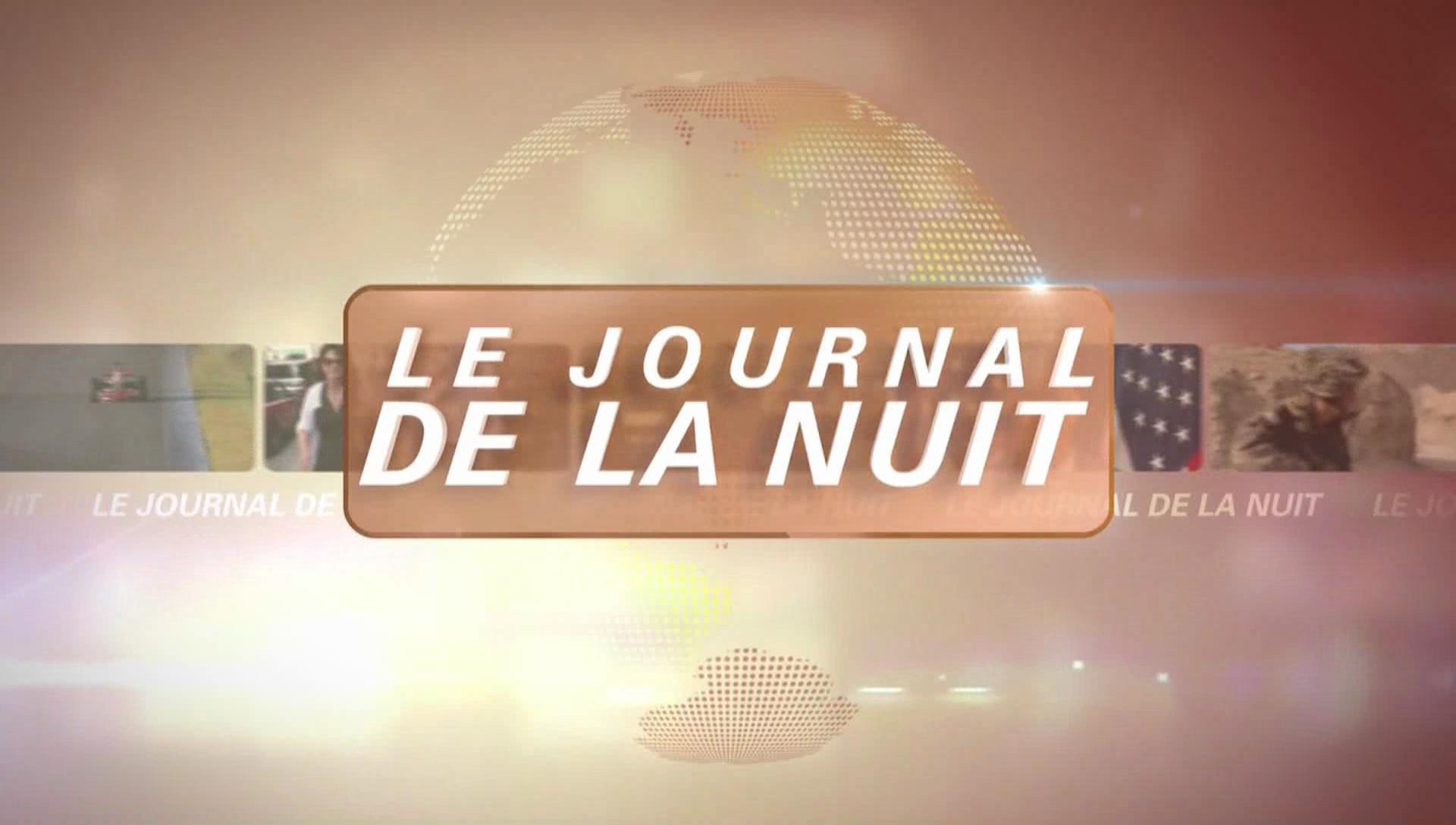 Vid o g n rique le journal de la nuit bfm tv 2017 - Le journal de la tele ...