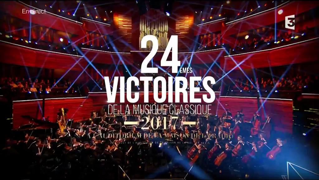 vidéo : Générique Victoires de la musique classique France